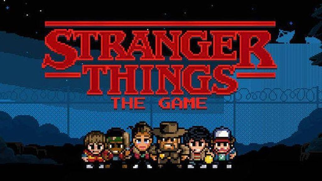 Sukses di Netflix, Stranger Things Rambah Game Mobile