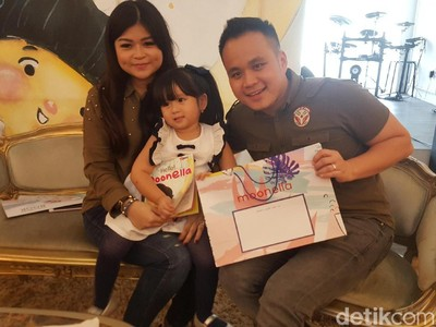 Ini Cerita Potty Training Moonella, si Selebgram Anak