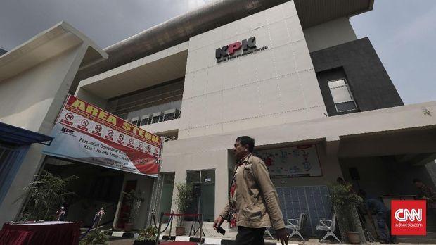 Rumah Tahanan (Rutan) Negara Klas 1 Jakarta Timur cabang Rutan KPK.