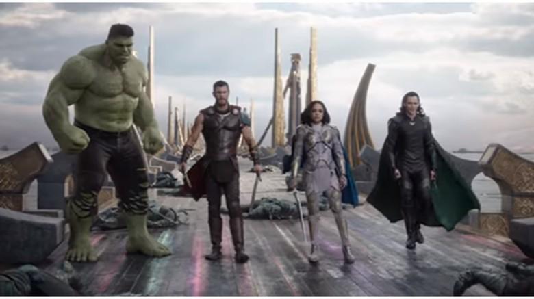 Thor: Ragnarok Gelontorkan Rp 144 Juta untuk Wig Valkyrie