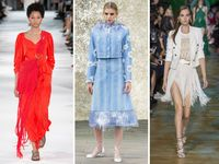 Foto: 5 Tren Fashion Hangat dari Paris Fashion Week Untuk 2018