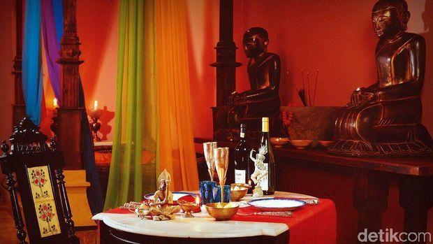 Salah satu interior Hotel Tugu/