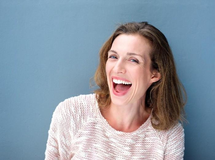 Hati-hati, tertawa terbahak-bahak atau tertawa terlalu keras bisa menyebabkan kematian/Foto: Thinkstock