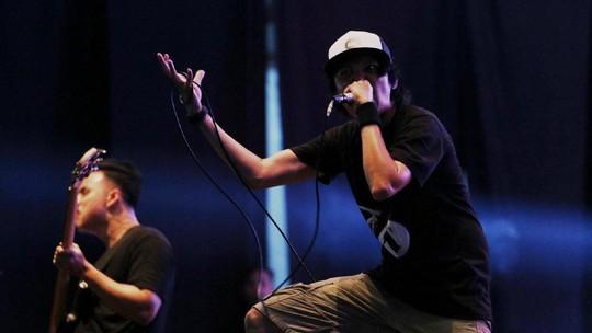 Ini Aksi Deadsquad di Synchronize Fest 2017 hingga Pukau Jokowi