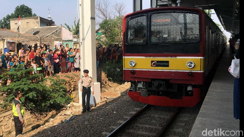 Ada Kereta Bandara, Frekuensi KRL Duri-Tangerang Dikurangi