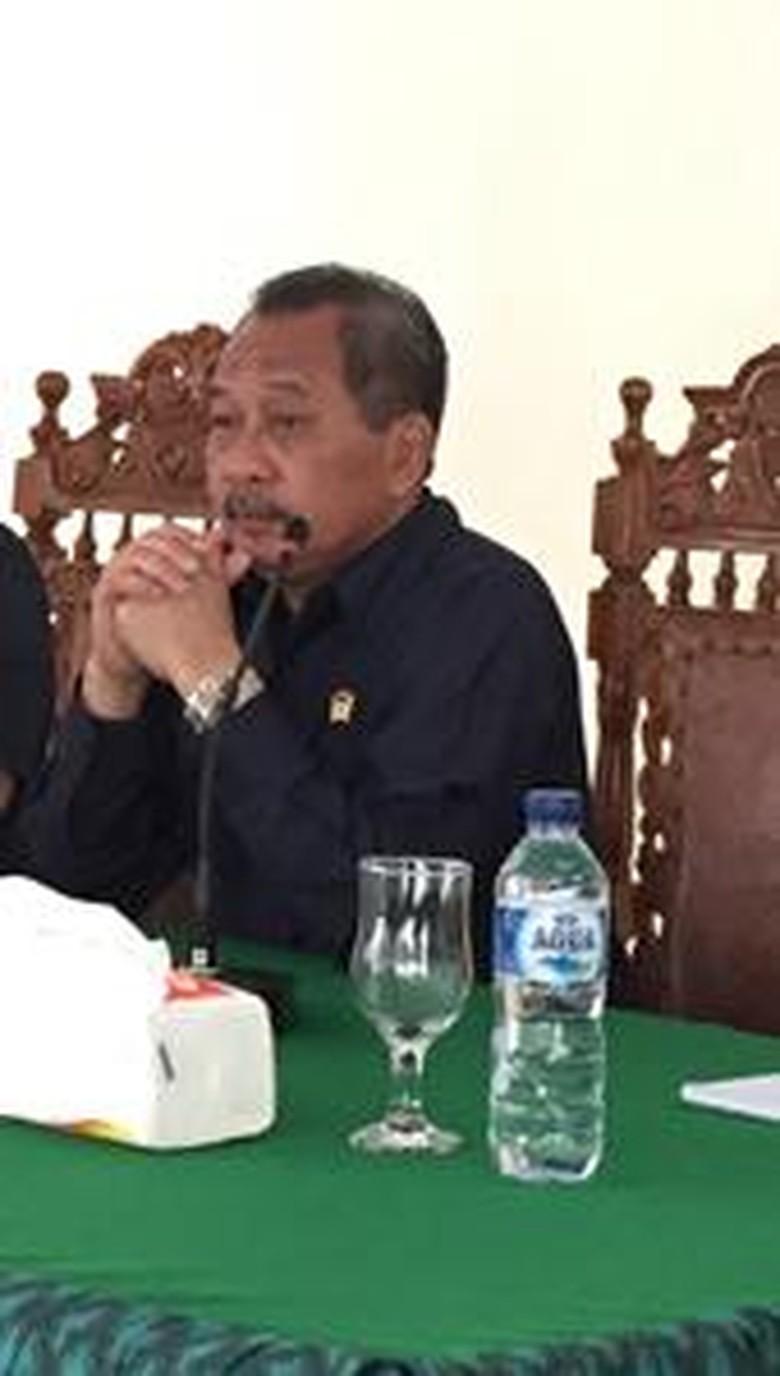 Ini Sudiwardono, Ketua Pengadilan Tinggi Manado yang Diciduk KPK