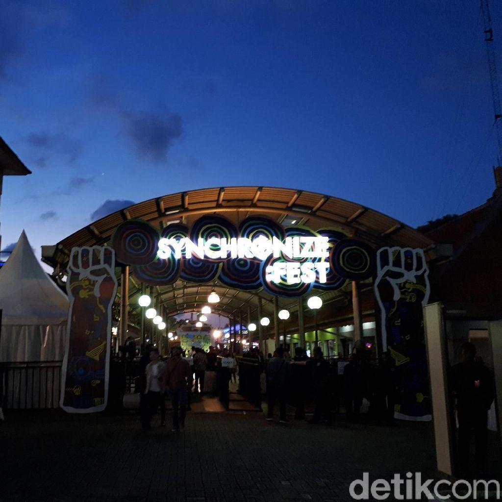 Gengs! Sudah Tahu detikHOT Bagikan Tiket Synchronize Fest 2018?