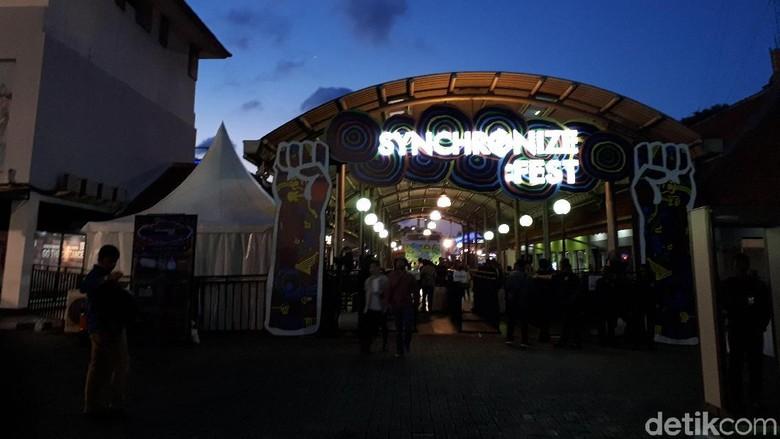 Foto: Synchronize Fest (Asep/detikHOT)