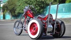 Ojo Dumeh Perpaduan Harley-Davidson dan Porsche