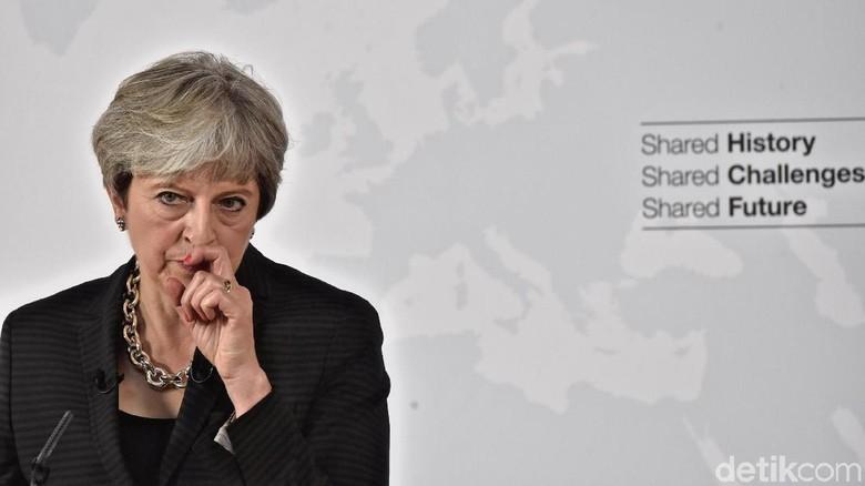 PM May: Rusia Patut Disalahkan atas Upaya Pembunuhan Eks Mata-mata