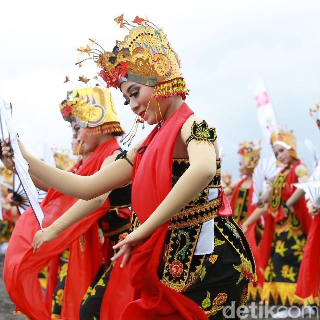 Asal-usul Tari Gandrung yang Ditolak FPI di Banyuwangi