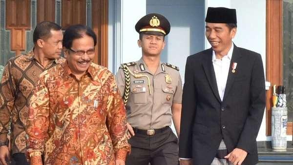 NasDem: Jokowi Pemimpin Umat, Wajar Bertemu PA 212