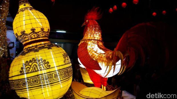 Malam Kue Bulan, Penghormatan Dewa Bulan dan Cari Jodoh di Pekanbaru