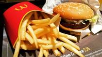 McD Perkenalkan Burger Vegan dengan Patty dan Kentang Berbahan Nabati