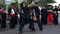 Silat Sutera Baja Kemayoran Jadi Warisan Budaya Tak Benda DKI