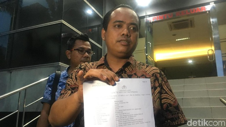 Jadi Jubir Jokowi-Ma'ruf, Muannas Alaidid Siap Perangi Hoax