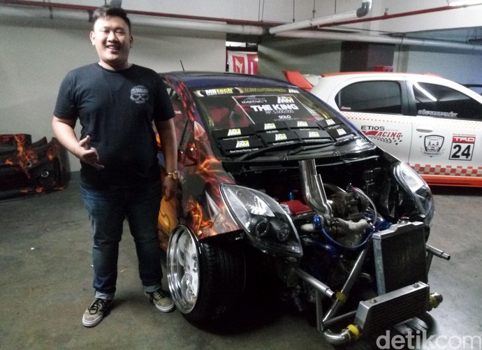 Kimbo Rajai Indonesia Automodified MBtech di Solo