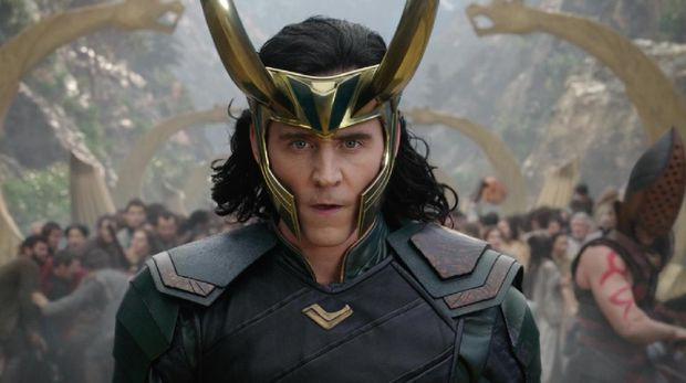 Tom Hiddlestone jadi Loki
