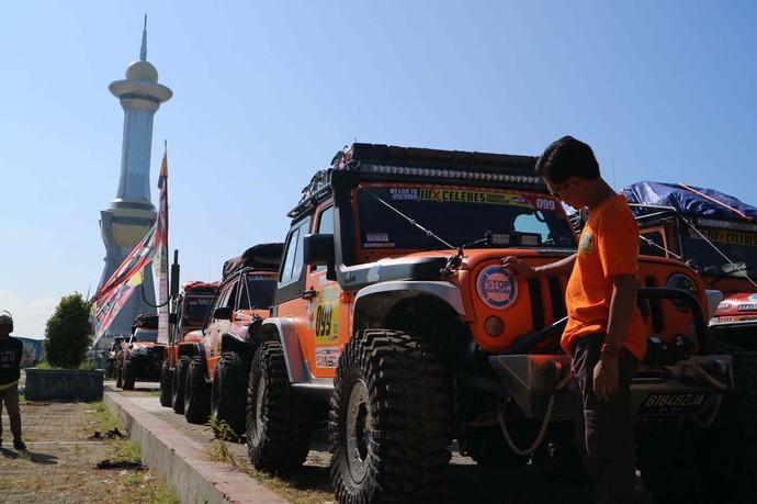 Jeep Indonesia Dukung Team Mopar Badak di IOX 2017 Celebes