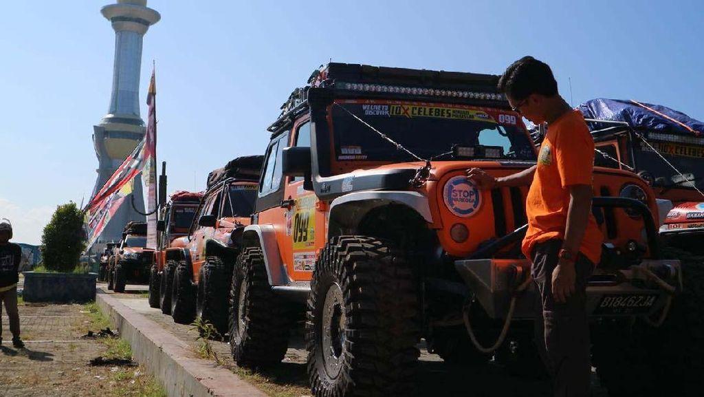 Jeep Siap Buktikan Keandalan di Kejuaraan Offroad