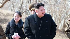 Ini Adik Kim Jong Un yang Kini Pegang Kuasa Penting di Korut