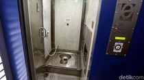 4 Smart Toilet Bakal Dipasang di Skybridge Tanah Abang
