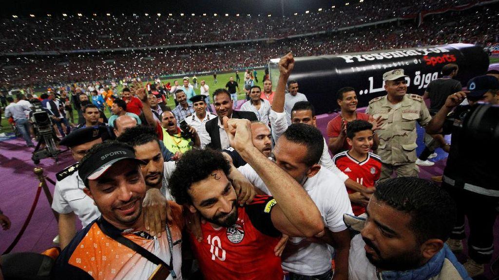 Bawa Mesir ke Piala Dunia jadi Titik Balik Mohamed Salah