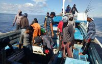 Masih Berani <i>Illegal Fishing</i>, Kapal Ini Ditangkap di Halmahera