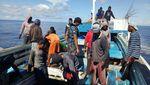 Bakamla Tangkap Kapal Illegal Fishing di Perairan Halmahera
