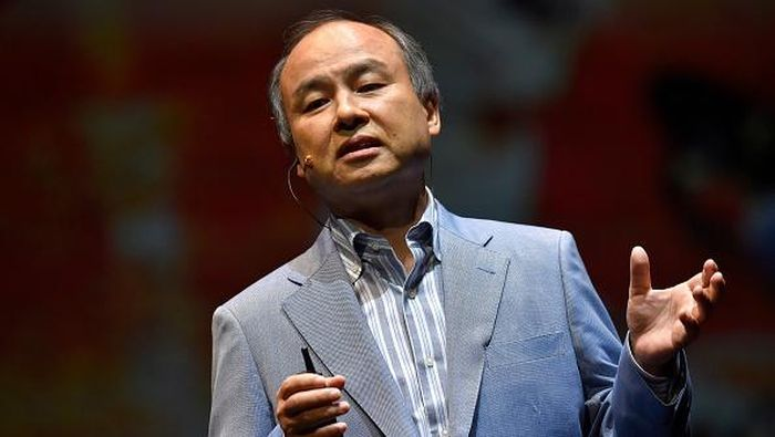 CEO Softbank Masayoshi Son/Foto: Getty Images