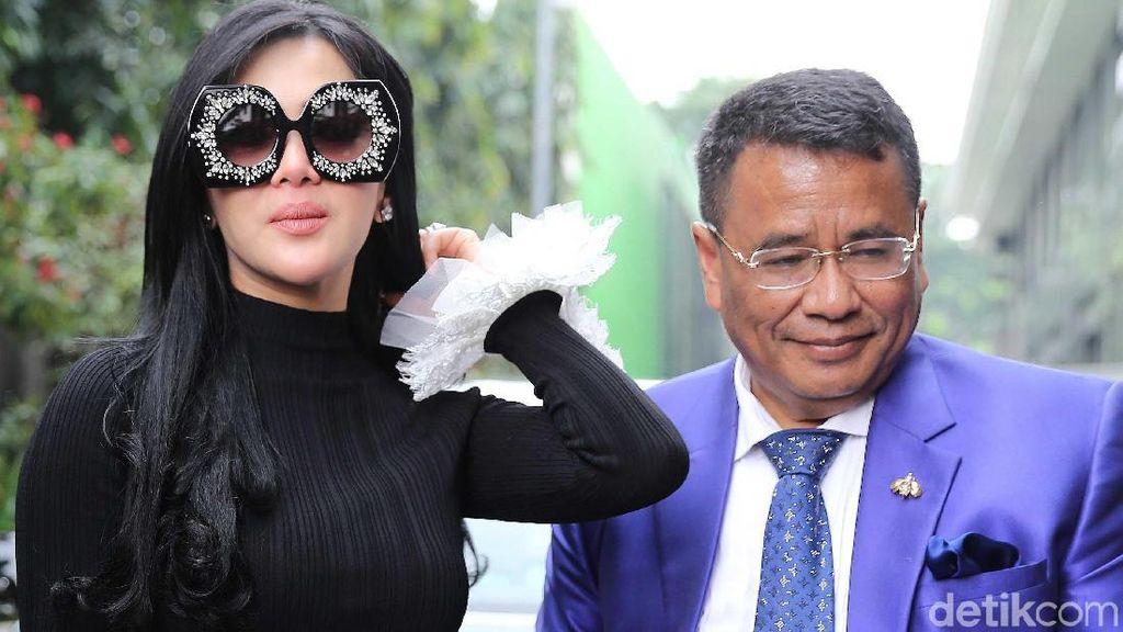Hotman Jelaskan Perjanjian Umrah Rp 1,3 M First Travel-Syahrini