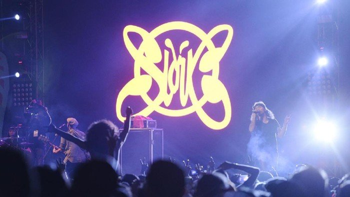 Slank di Synchronize Festival 2017.