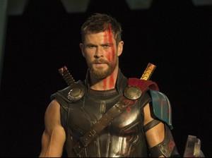 Diet Chris Hemsworth untuk Jadi Thor di Avengers: Endgame