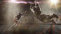 Pertarungan Thor dan Hulk. Foto: Marvel Studios 2017