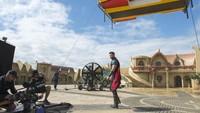 Chris Hemsworth yang memerankan Thor, diceritakan tengah berada di Asgard. Foto: Marvel Studios 2017