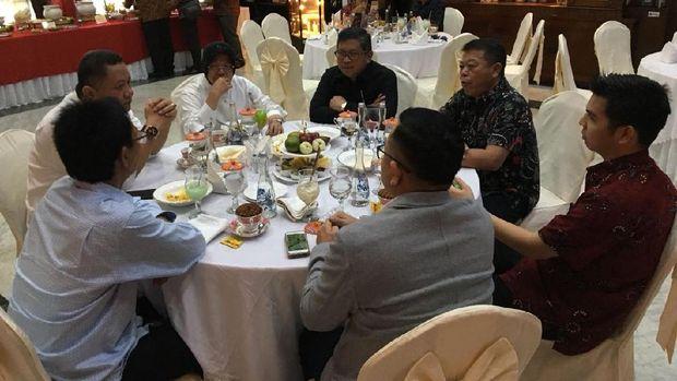 Pertemuan Risma dan PDIP