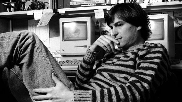 Steve Jobs muda