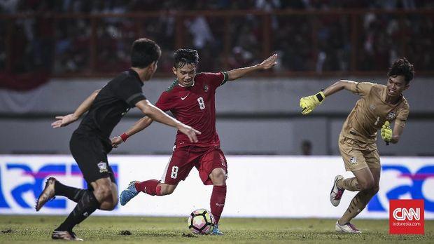 Thailand akan jadi lawan perdana Timnas Indonesia U-23.