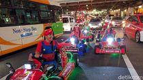 Asyiknya Naik Gokart ala Mario Bros di Tokyo
