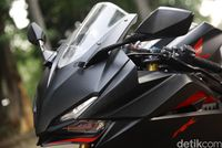 Ilustrasi Honda CBR250RR