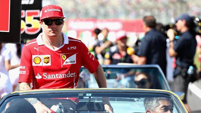 Kimi Raikkonen tinggalkan Ferrari akhir musim ini (Mark Thompson/Getty Images Sport)