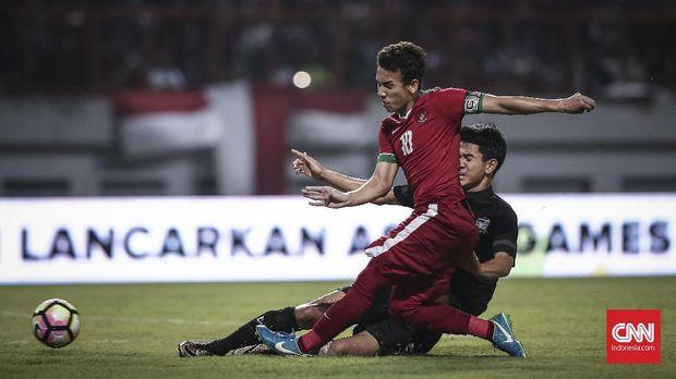 Egy Maulana Vikri masuk daftar pemain Timnas Indonesia U-22.