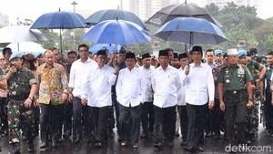 Siasat Paspampres Agar Jokowi Tak Tersentuh Massa 212