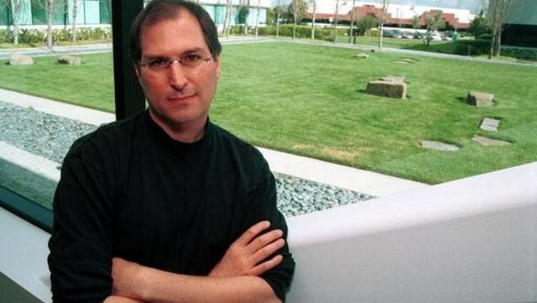 Steve Jobs muda Foto: Internet
