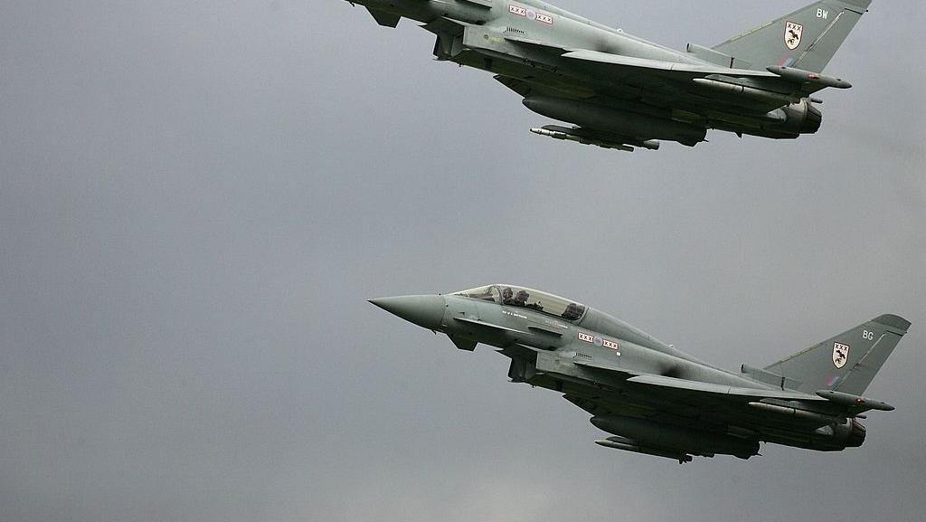 Soal Eurofighter Typhoon, Jet Canggih yang Diklaim Dwi Hartanto