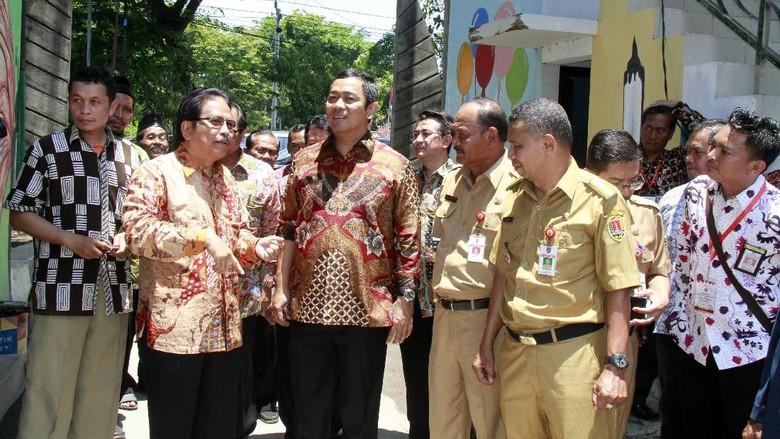 Ratusan Tanah di Kampung Pelangi Semarang akan Disertifikasi