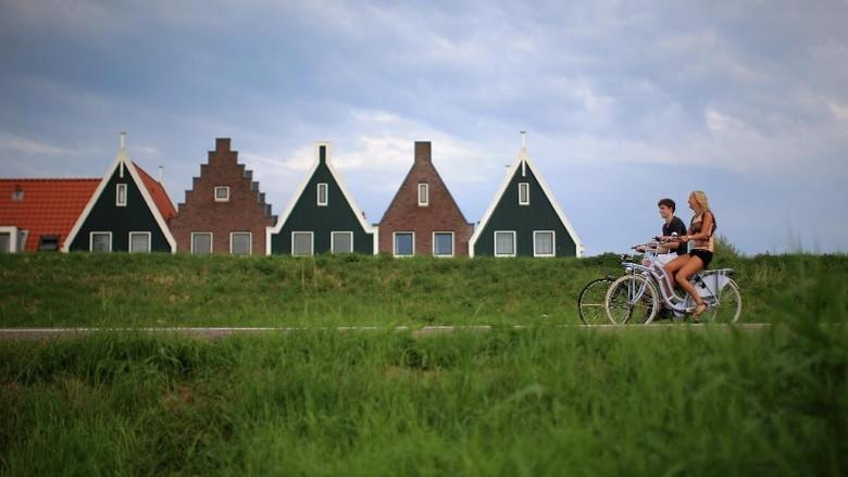 Destinasi Oke Saat Liburan ke Belanda Bareng si Kecil (Foto: Getty Images)
