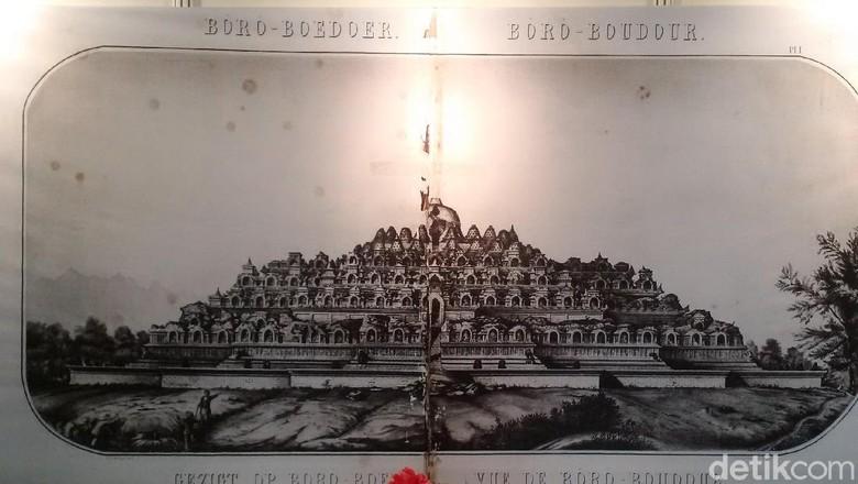 Borobudur Tunggu Sidang Unesco untuk Raih Penghargaan