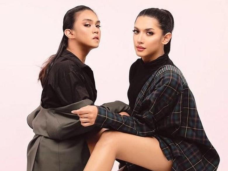 Dikecam Jadi Model Androgini, Millendaru Dipuji Netizen Cewek