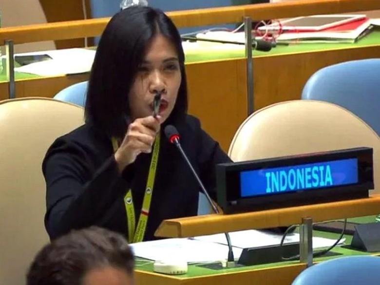 Isu Separatisme Papua di PBB dan Bantahan dari Diplomat Muda RI